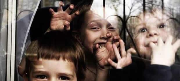 Дети интернатов и приютов